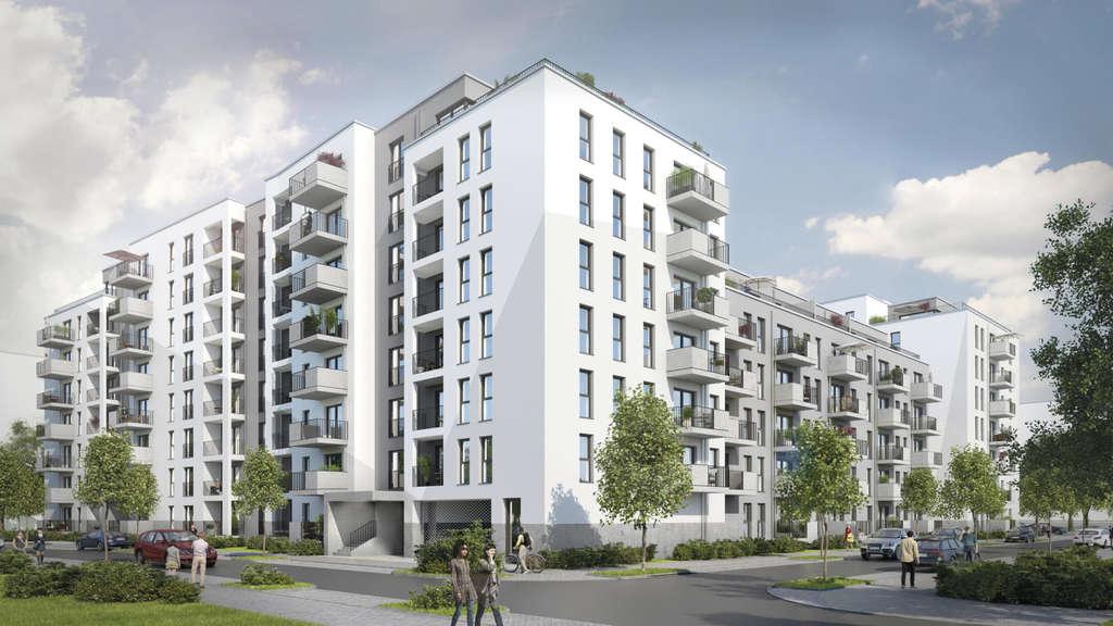 Rund 900 neue Wohnungen sollen im Rebstock entstehen