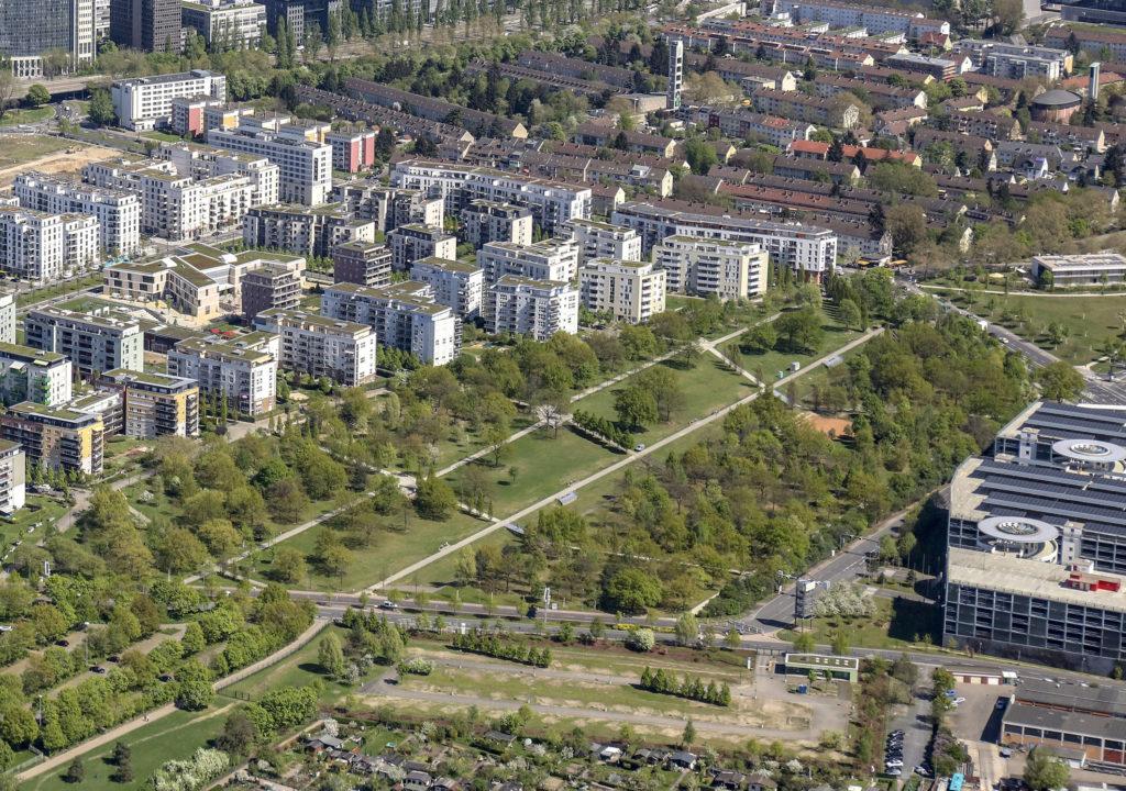 Landschaftskonzept Rebstockpark